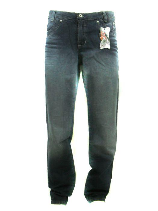 Calça Jeans Silver Bordada Masc Adulto - 147