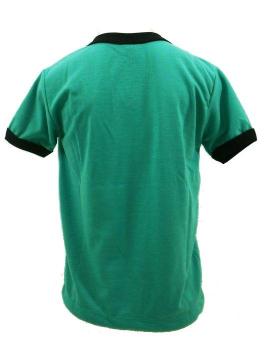 Camisa PV Silkada Manga Curta Masc Juvenil (M) - 168