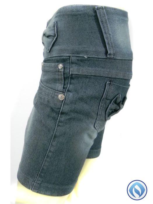 Bermuda Jeans Silver Fem Adulto - 220