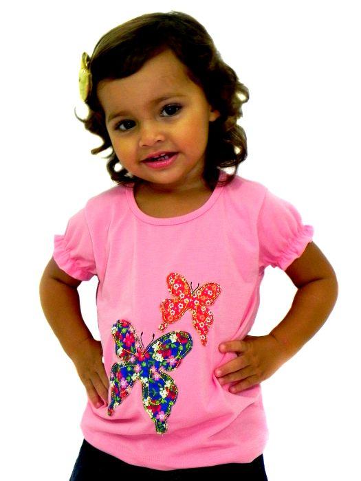 Blusa Sophia PV Feminina Infantil - 274