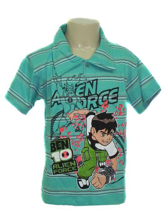 Camisa Gola Polo Silkada Masculina Infantil (M) - 196