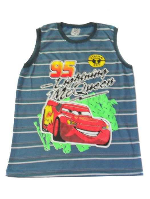 Camisa Machão Algodão Infantil - 063