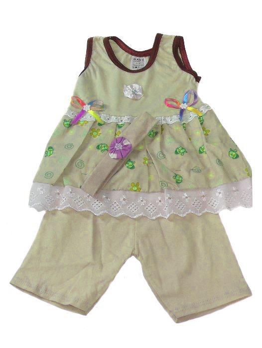 Conjunto Isadora Feminino Infantil - 075