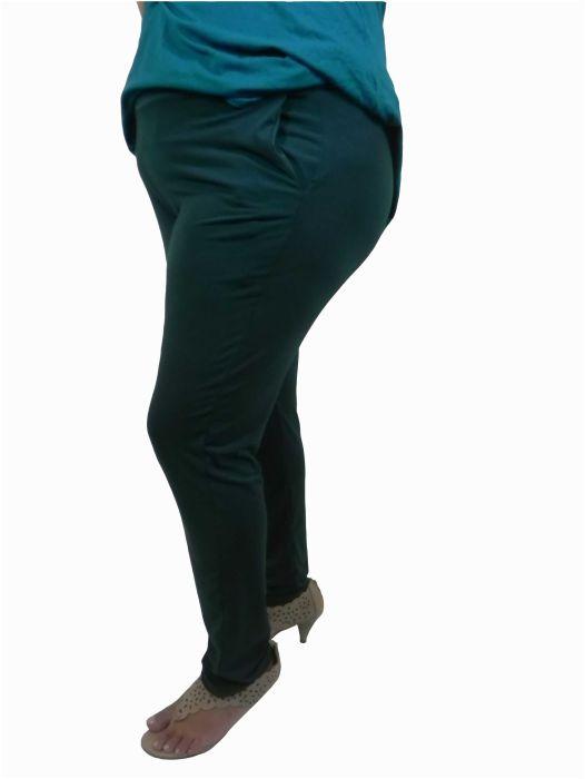 Calça de Malha GG Feminina Adulto - 232