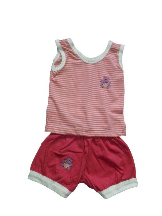 Conjunto Infantil Poliester Masculino - 247