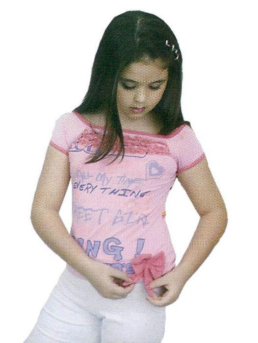 Blusa Thalita Infantil - 037