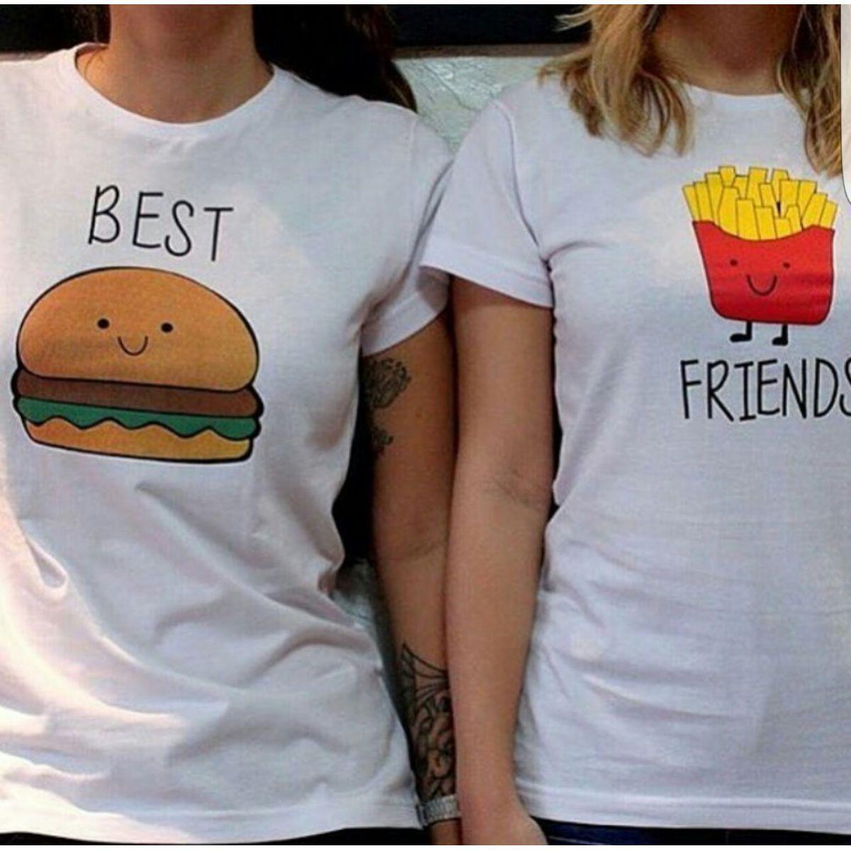 Blusa Algodão Fem. Best Friend - 902