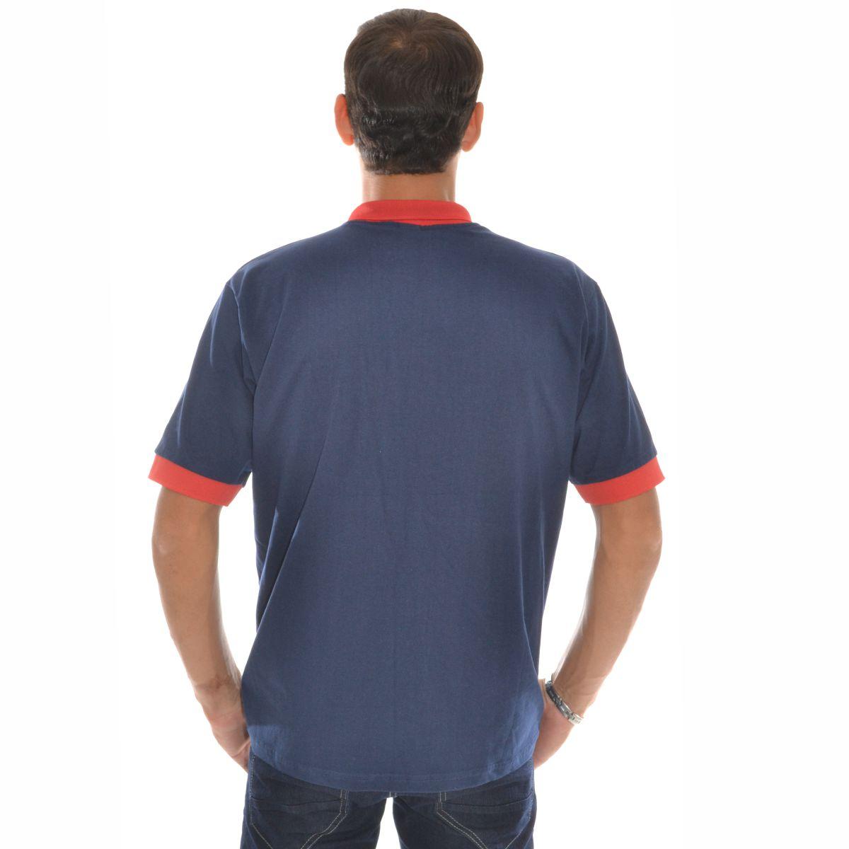 Camisa Gola Polo Masculina Adulto - 199
