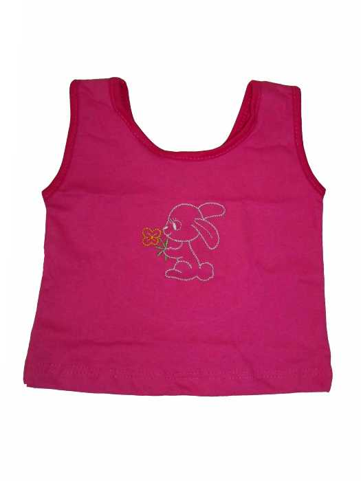 Kit Juliana com 3 Camisetas Femininas Infantil - 459