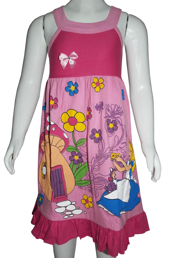 Vestido Mary Feminino Infantil - 097
