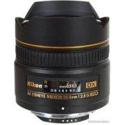Lente Nikon Af Fisheye Nikkor 10.5mm F/2.8 G Ed Promoção