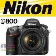 Camera Nikon D800 36.3 Mp (somente Corpo)
