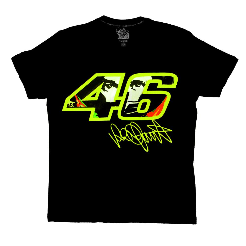 Valentino Rossi Camiseta VR46 All Over Multi
