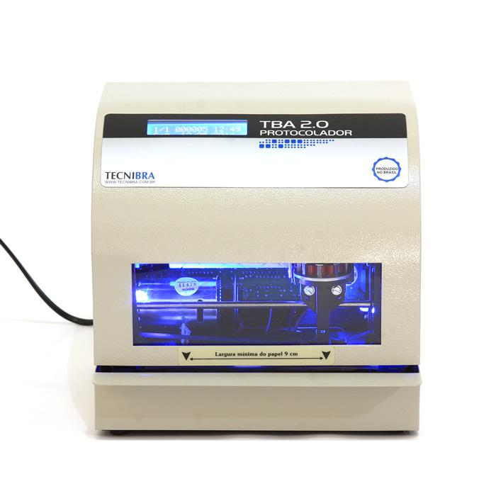 Protocolador de Documentos TBA 2.0 Tecnibra com Nobreak  - Iponto Tecnologia