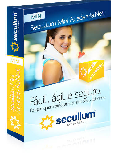 Software Mini Academia.Net Secullum  - Iponto Tecnologia