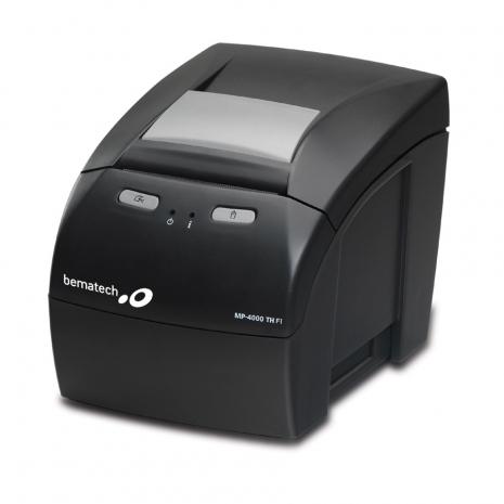 Impressora Fiscal MP-4000 TH FI Bematech  - Iponto Tecnologia