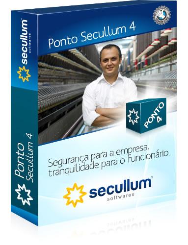 Software Ponto Secullum 4  - Iponto Tecnologia
