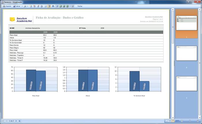 Software Academia.Net Secullum  - Iponto Tecnologia