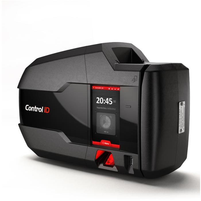 Relógio de Ponto REP iDX Card Control ID - Homologado à Portaria 1.510  - Iponto Tecnologia