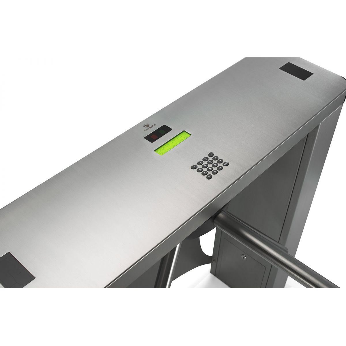 Catraca Box Inox Topdata  - Iponto Tecnologia