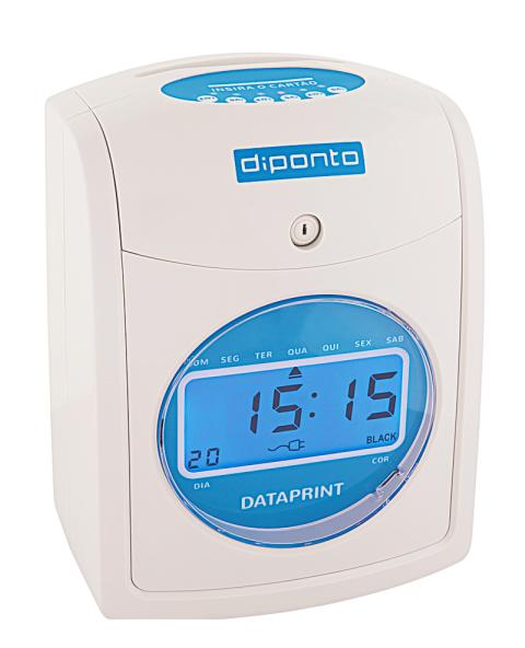 Relógio de Ponto Cartográfico Dataprint Diponto - Isento à Portaria 1510 MTE e Solução para a PEC 66  - Iponto Tecnologia