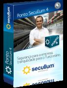 Software Ponto Secullum 4 com Instalação e Treinamento - Modalidade Compra