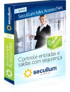 Software Mini Acesso.Net Secullum