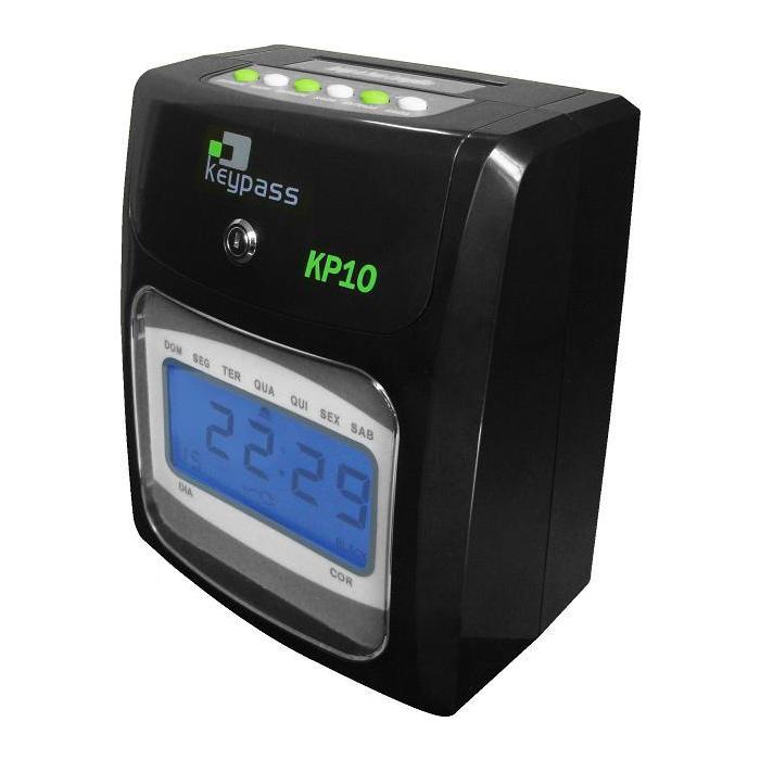 Relógio de Ponto Cartográfico KP10 - Isento à Portaria 1510 MTE e Solução para a PEC 66  - Iponto Tecnologia