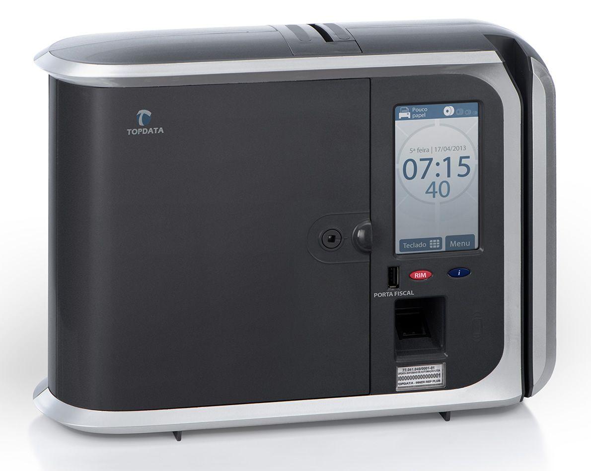 Relógio de Ponto Inner Rep Plus Topdata  - Iponto Tecnologia