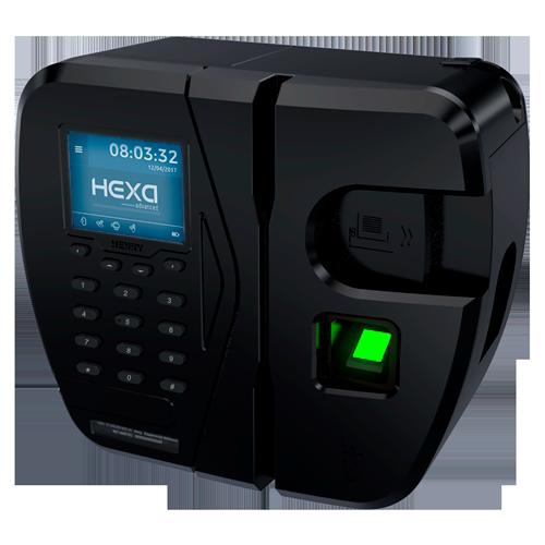 Relógio de Ponto REP Hexa Advanced B Bio Prox Henry + Ponto Secullum 4  - Iponto Tecnologia