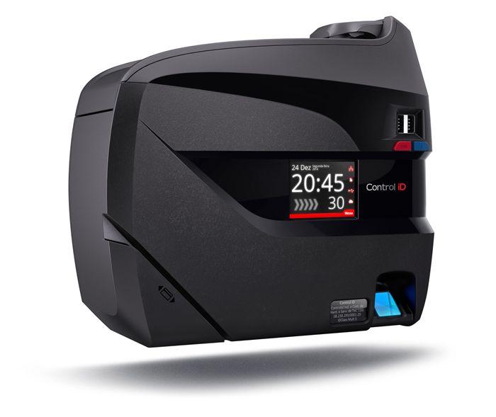 Relógio de Ponto REP iDClass Control iD  - Iponto Tecnologia