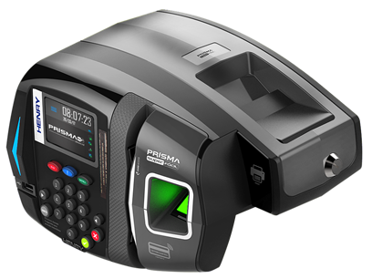 Relógio de Ponto REP Prisma Super Fácil Advanced R2 Bio Prox Henry  - Iponto Tecnologia