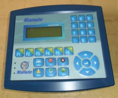 Controlador lógico PLC300  - Mamute Equipamentos - Loja Virtual