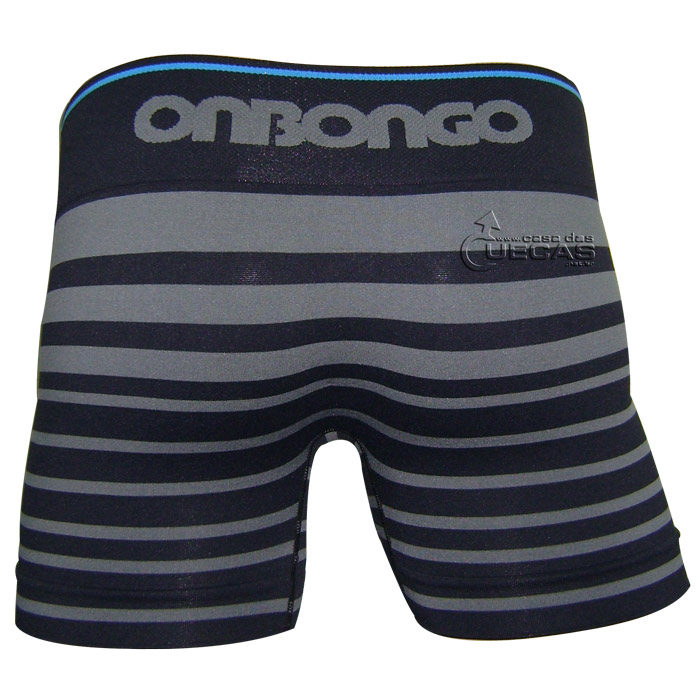 Cueca Onbongo Boxer Microfibra sem Costura - 723-01