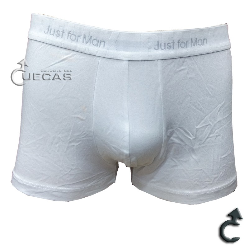 Cueca Just For Man Boxer Modal - 12.000084