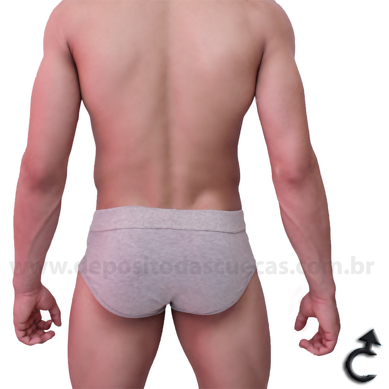 Cueca Slip Classic Dionísio Collection