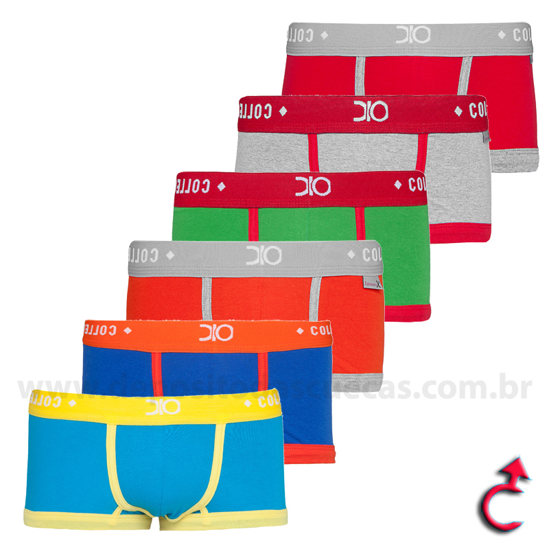 Cueca Sungão Mini-Boxer Experience Dionísio Collection