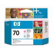 Cabe�a de impress�o HP 70 C9405A Light Magenta and Light Cyan - Casa Print Brasil