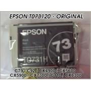 Cartucho Epson Original T073120 Black �Sem Caixa�