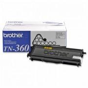 Toner Brother Original TN-360   TN360 Black   DCP7030   HL2140   MFC7340