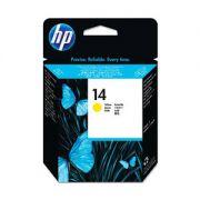 Cabe�a de impress�o HP 14 C4923A Yellow - Casa Print Brasil