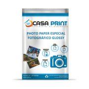 Papel A4 Casa Print Fotográfico 220g Glossy - 20 Folhas