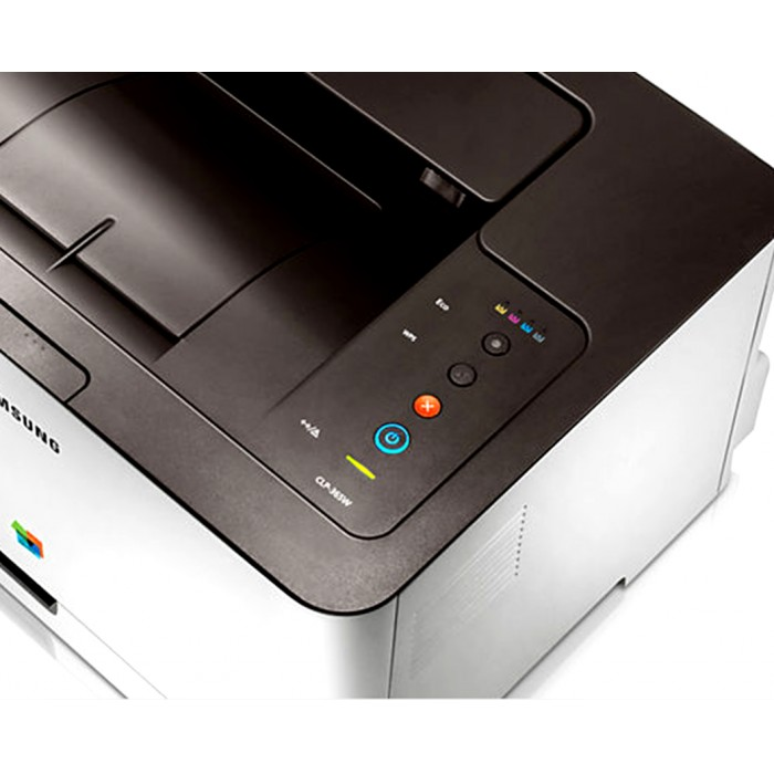 Impressora Samsung CLP-365W laser Color WI-FI