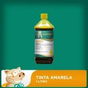 1 Litro Tinta Amarela para Epson Sublim�tica