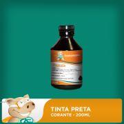 200ml Tinta Preta