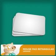 Mouse Pad Retangular 18x22cm (Unidade)