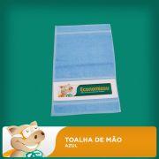 Toalha de M�o Azul