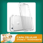 Capa Celular 2D para Sublima��o - Transparente - Iphone6