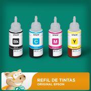Refil de Tintas Epson L200/L210/L355/L555 Original
