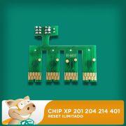 Chip Xp 201 204 214 401 Reset Ilimitado